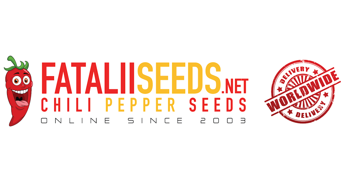 Fatalii Seeds – Seeds for People Passionate about Chili Peppers