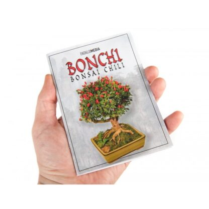 BONCHI BOOKLET (English)