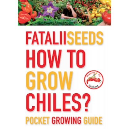 Fataliiseeds - How to grow chiles? (English)